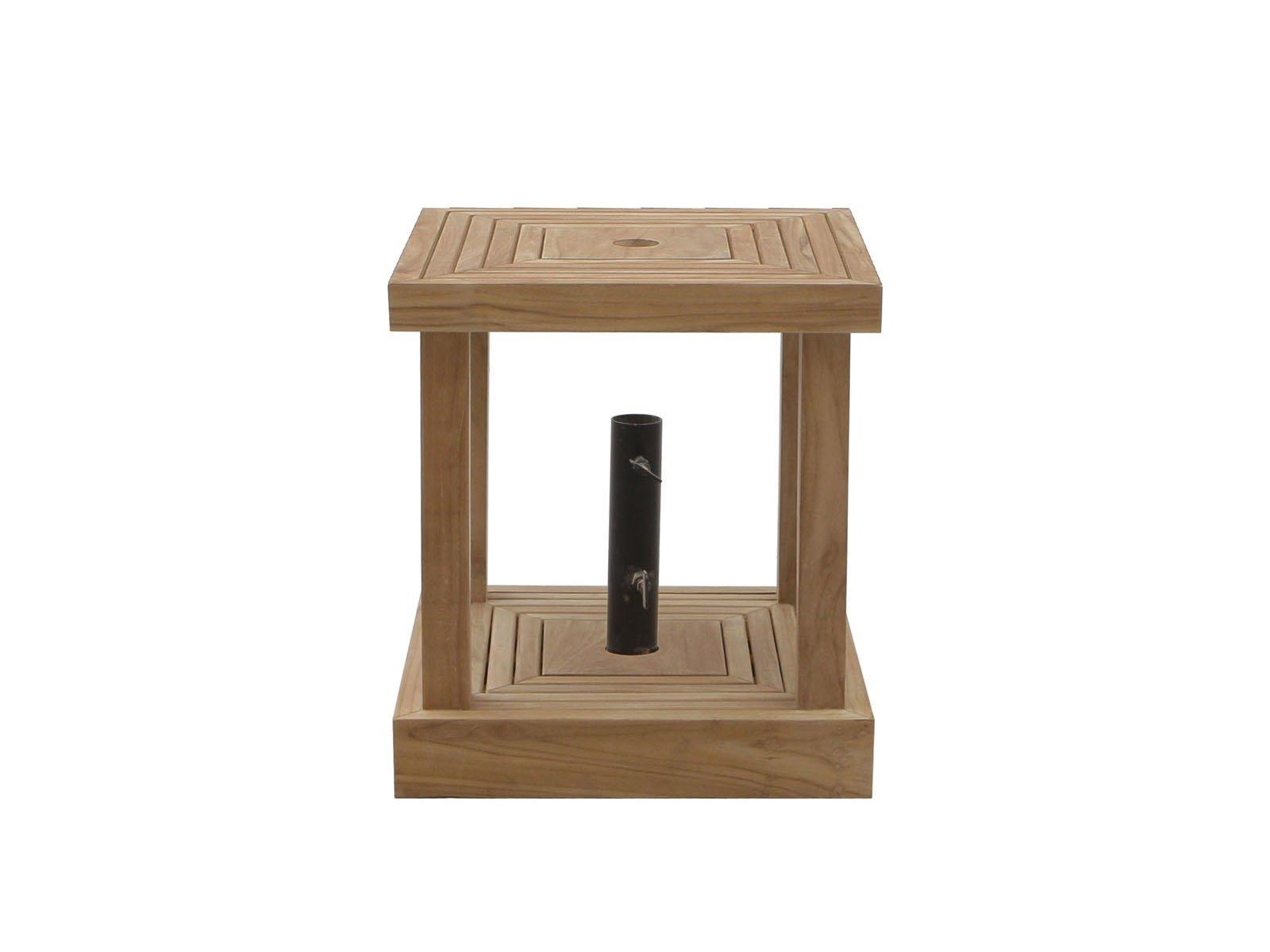 Il giardino di legno prodotti di arredo esterno in teak inox e