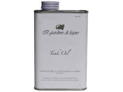 Olio per Teak - Teak Oil