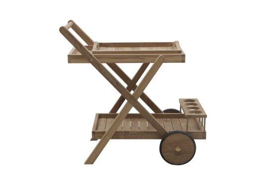 Carrello Portavivande Da Giardino : Carrelli portavivande archivi il giardino di legno