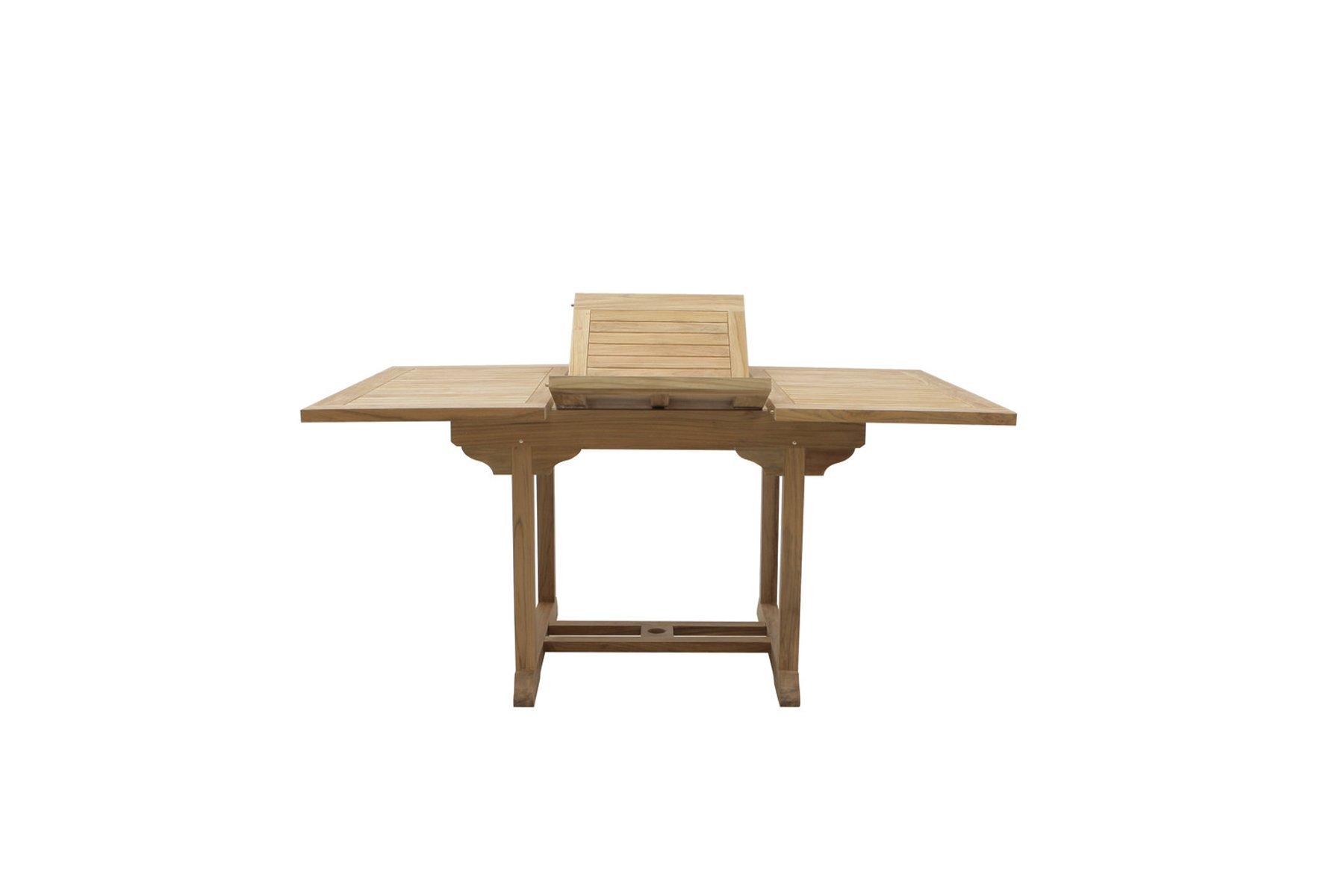 Tavolo Rettangolare Che Diventa Quadrato.Visualizza Dettagli Tavolo Quadrato Il Giardino Di Legno