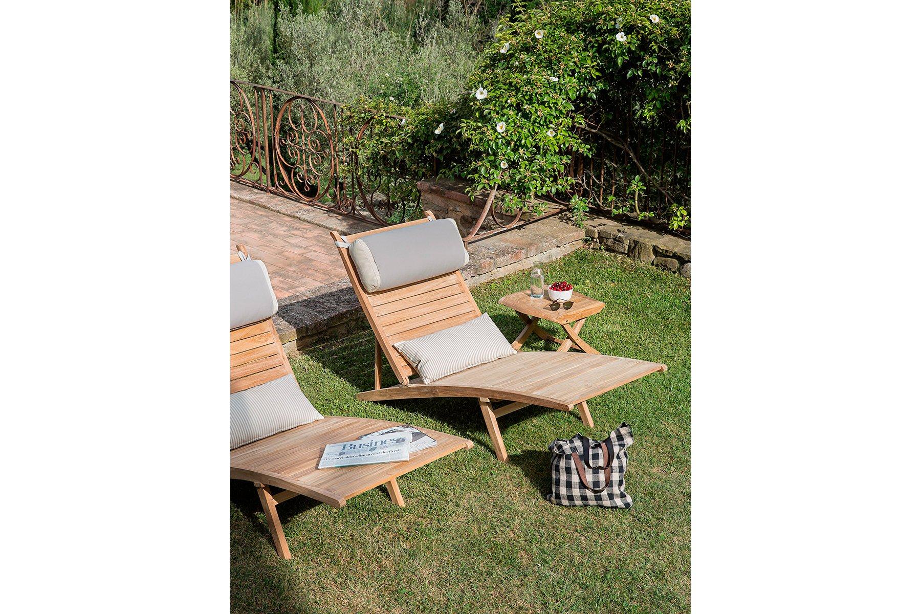 Sedie A Sdraio In Legno : Visualizza dettagli sdraio legno il giardino di legno