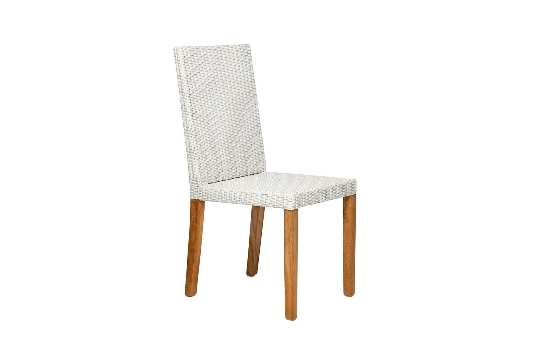 Visualizza dettagli: Sedia con schienale alto - Il Giardino di Legno