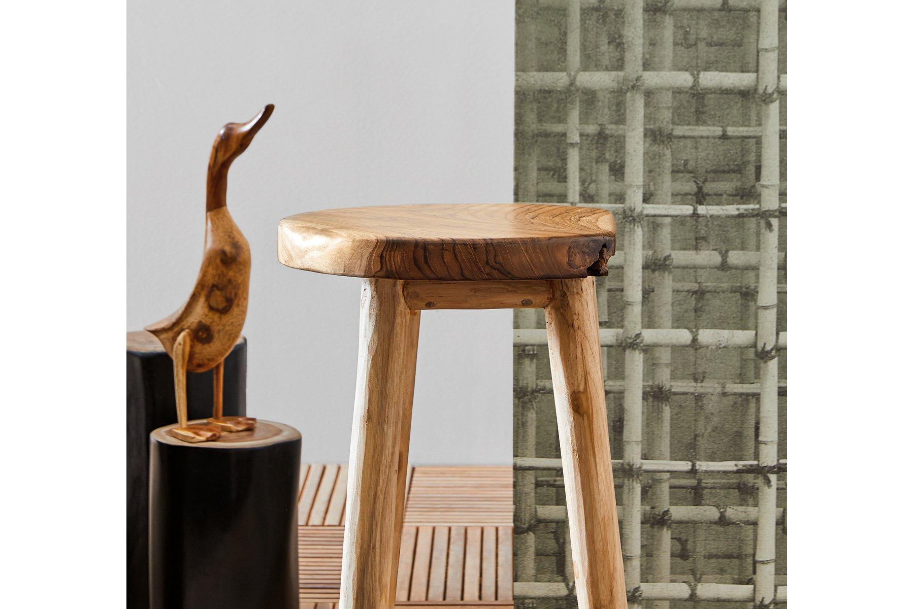 Visualizza dettagli sgabello da giardino il giardino di legno