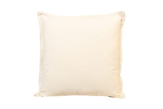 Picture of decorative cushion with natural fabrics