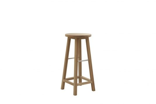 Picture of bar stool from side