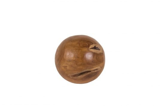 Picture of wood decorative like a ball