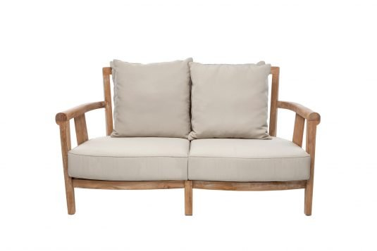 Picture of sofa from front