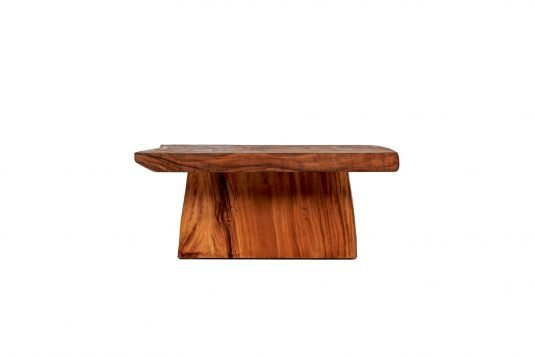 Picture of rectangular coffee table suar from side