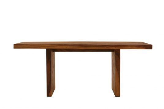 Picture of rectangular bar table / consolle from front