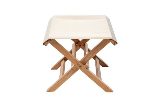 Picture of stool from front