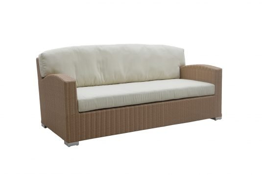 Picture of sofa from side